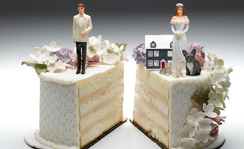 Разводы, раздел имущества